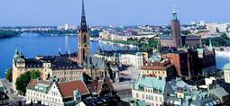 Stockholm vy