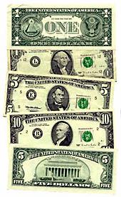 Det är något magiskt över dollarn!