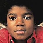 Jackson var söt som brun.