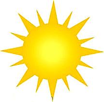 Det är Solen som bestämmer! Vad gör du om solen slocknar?
