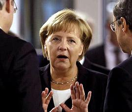 Hoppas Angela Dorothea Merkel håller STÅND! Tysklands första kvinnliga förbundskansler. Född 17 juli 1954 i Hamburg.