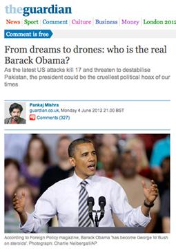 Hur mycket makt har Barack Obama?