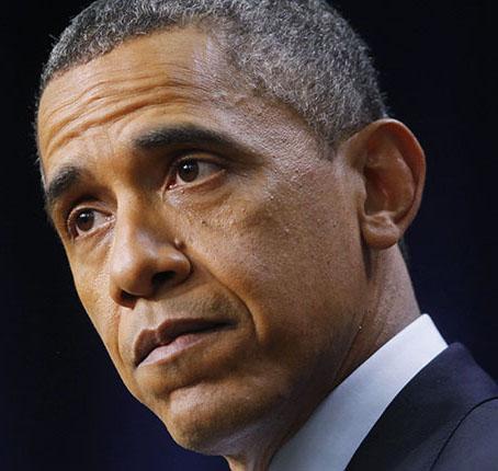 Barack Obama - forntlakej i ett sjunkande skepp!