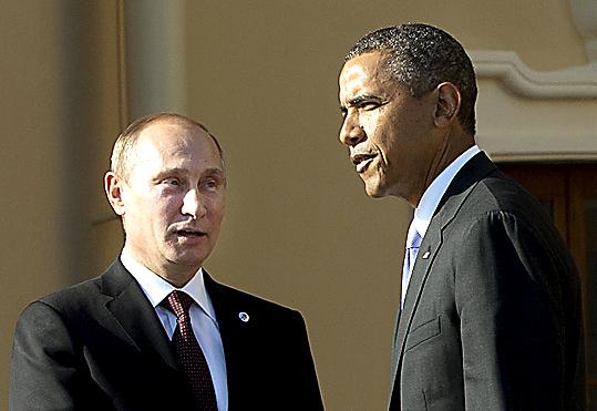 Putin är en större man än Obama!