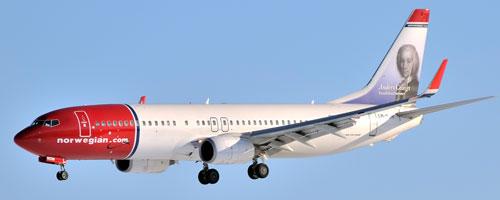 Boeing 737 - 800
