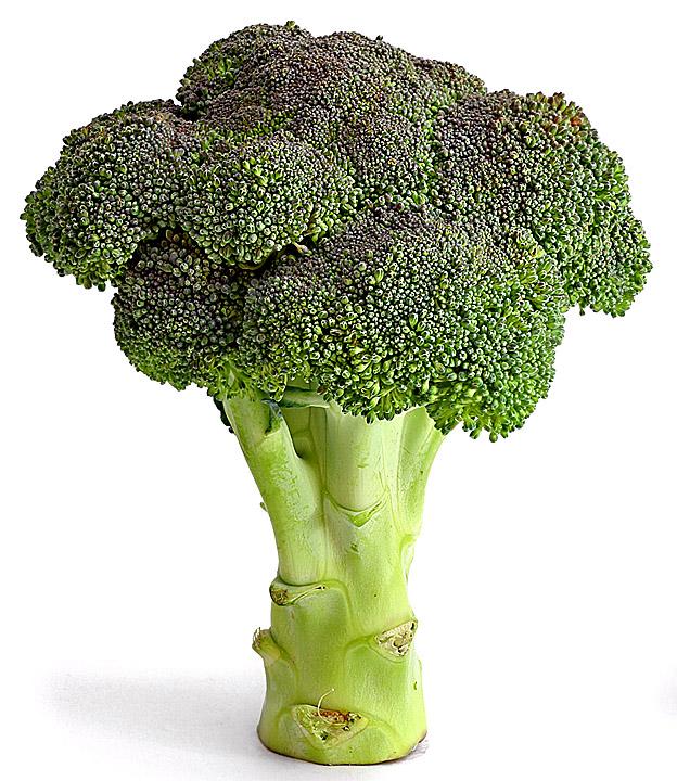 Broccoli är mycket nyttigt! Dock ej i genmodifierad form. Yekk!