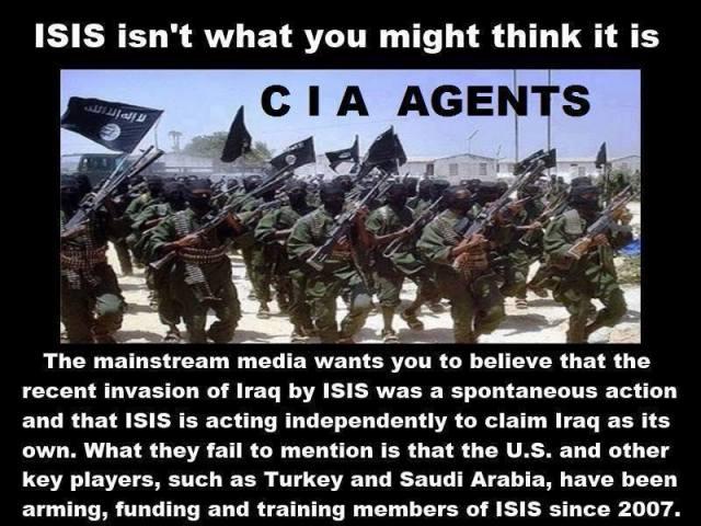 USA har förlorat kontrollen över sin skapelse iS! Och Boko Haram!