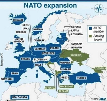 Snart är Sverige och Finland medlemmar i Nato! Ryssland är omgärdad av fiender. Så vem är egentligen angriparen?