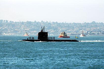 Ubåt Gotland