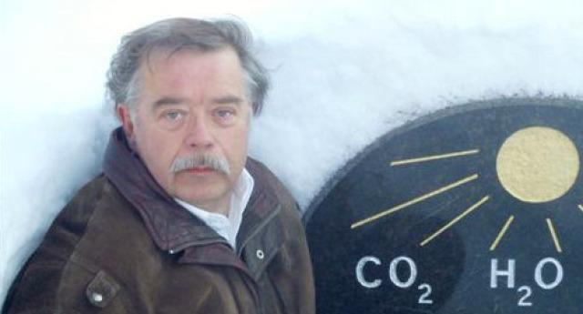 Brage Norin - fysiker och kinanännare - tror inte att människan varit på månen.