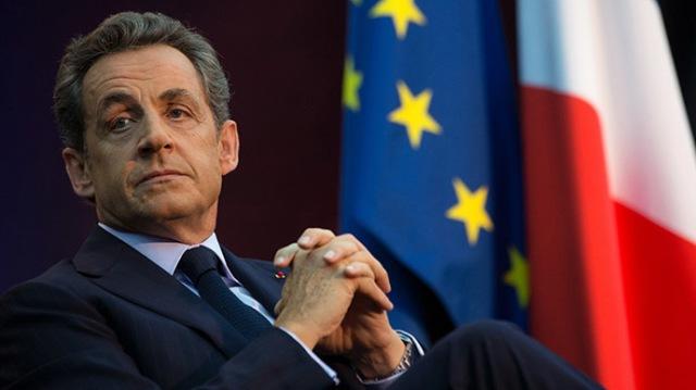 Former French President Nicolas Sarkozy (Reuters/Philippe Wojazer)