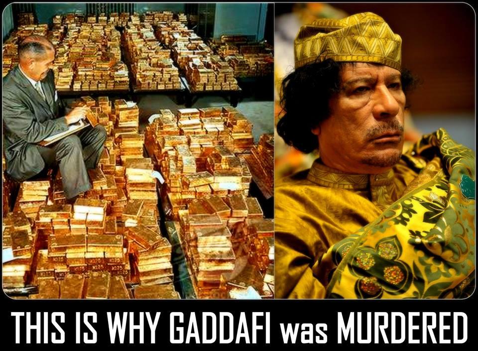 Usa khaddafi har blivit galen