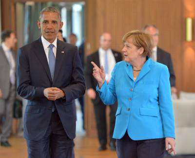 The Germans may be pushed to the point where they can no longer follow Washington's lead.