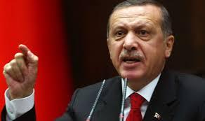 Recep Tayyip Erdoğan, född 26 februari 1954 i Kasımpaşa i Istanbul, är Turkiets president sedan den 28 augusti 2014. Han var tidigare Turkiets premiärminister från den 14 mars 2003 fram till dess att han tillträdde som president.