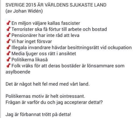 Förräderiets Tio i Topp!