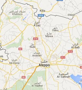 Allt handlar om kontrollen över olja och gas genom Syrien.