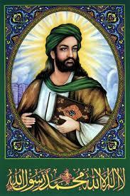 Muhammed Religiös ledare Muhammed, född omkring 570 i Mecka som Muḥammad ibn 'Abdullâh, محمد بن عبد الله بن عبد المطلب, död 8 juni 632 i Medina i nuvarande Saudiarabien, var en religiös, politisk och militär ledare som enade Arabiska halvöns stammar